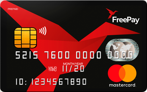 Freepay Mastercard Vase Predplacena Platebni Karta Freepay Cz
